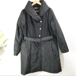 Kenneth Cole New York women's coat Size Xl